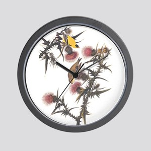 American Goldfinch Birds Audubon Vintage Art Wall