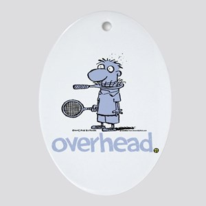 Groundies - Overhead Oval Ornament