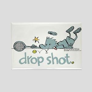Groundies - Drop Shot Rectangle Magnet