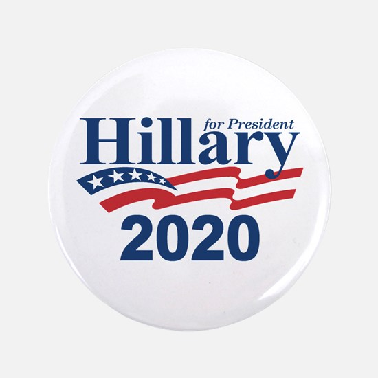 Hillary 2020 Button