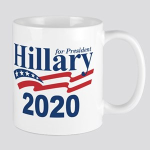 Hillary 2020 Mugs