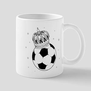 Soccer Royalty Mugs