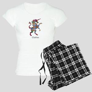 Unicorn - Chattan Women's Light Pajamas