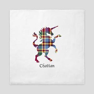 Unicorn - Chattan Queen Duvet