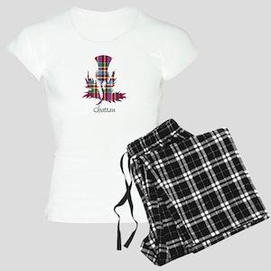 Thistle - Chattan Women's Light Pajamas