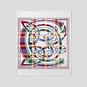 Monogram - Chattan Throw Blanket