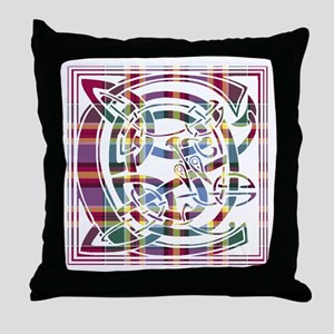 Monogram - Chattan Throw Pillow