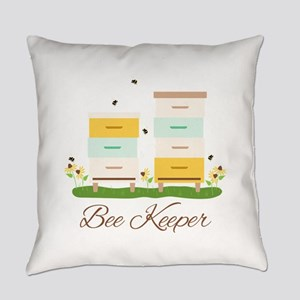 Bee Keeper Boxes Everyday Pillow