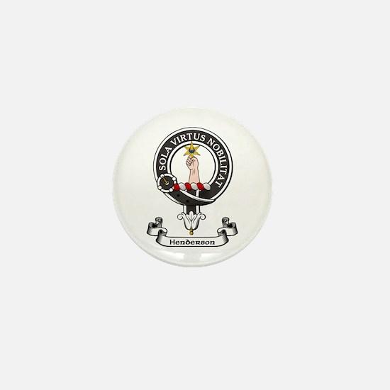 Badge - Henderson Mini Button