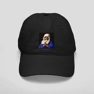 Virgin Mary Black Cap