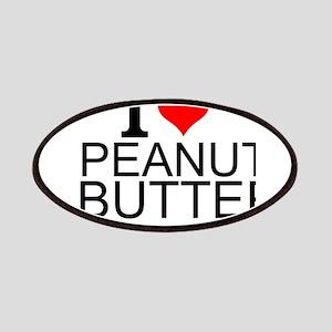 I Love Peanut Butter Patch