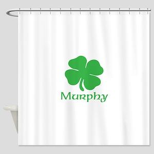 MURPHY (SHAMROCK) Shower Curtain