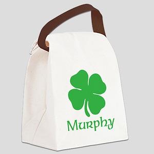 MURPHY (SHAMROCK) Canvas Lunch Bag