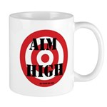 Aim High Mugs