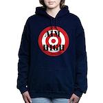 Aim High Women's Hooded Sweatshirt