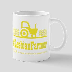 #LesbianFarmer Mugs