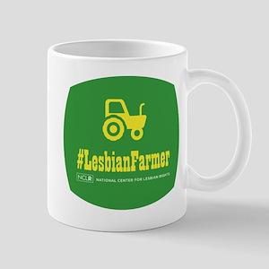 Lesbian Farming Mugs