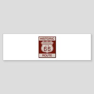 Maxville Route 66 Bumper Sticker