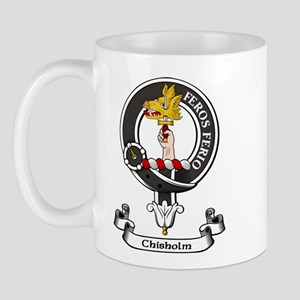 Badge - Chisholm Mug