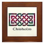 Knot - Chisholm Framed Tile