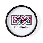 Knot - Chisholm Wall Clock