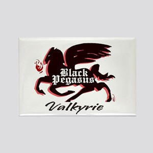 Valkyrie BLACK PEGASUS Magnets