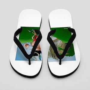 2 Angels Flip Flops