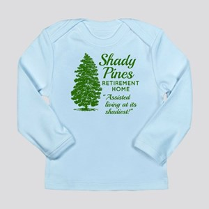 SHADY PINES Golden Girl Long Sleeve Infant T-Shirt