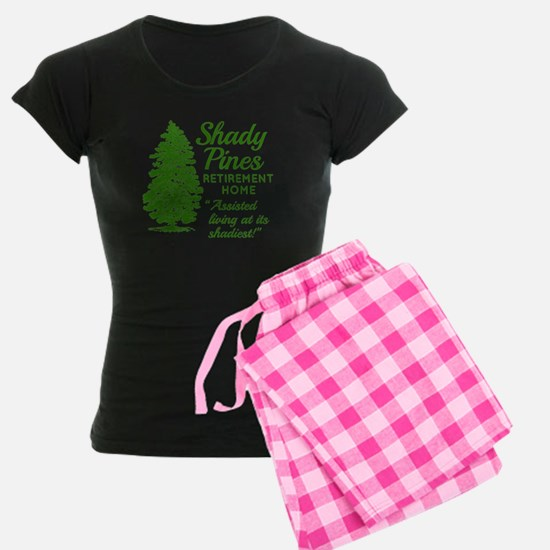 SHADY PINES Golden Girls Pajamas