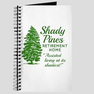 SHADY PINES Golden Girls Journal