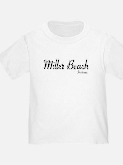 Miller Beach Logo T-Shirt