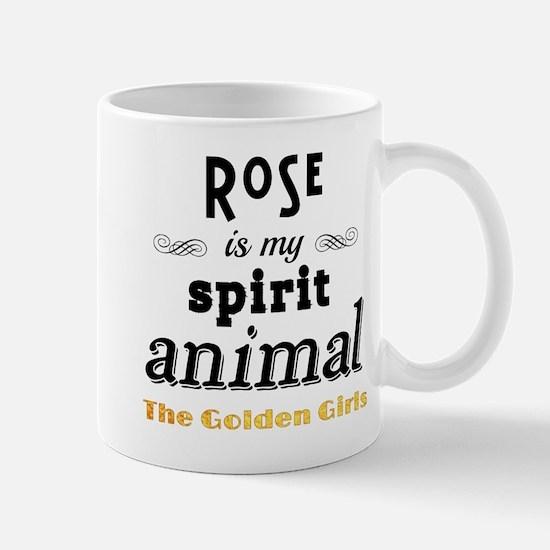Rose is My Spirit Animal Mug