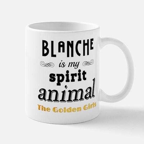 Blanche is My Spirit Animal GG Mug