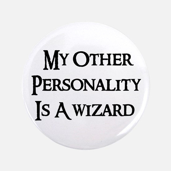 "Wizard Personality 3.5"" Button"