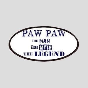 PAW PAW THE MAN MYTH LEGEND Patch