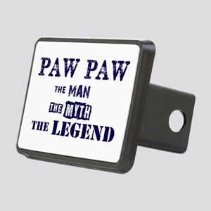 PAW PAW THE MAN MYTH LEGEN Rectangular Hitch Cover