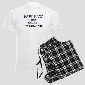 PAW PAW THE MAN MYTH LEGEND Men's Light Pajamas