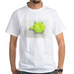 The Turtle White T-Shirt