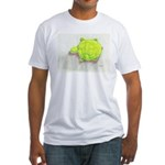 The Turtle Fitted T-Shirt