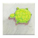 The Turtle Tile Coaster