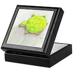 The Turtle Keepsake Box