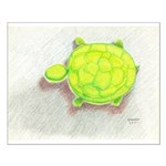 The Turtle Small Poster