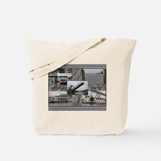Ashtabula Harbor Ohio Tote Bag
