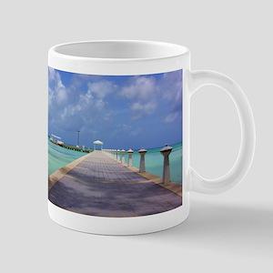 Rum Point Pier Mugs
