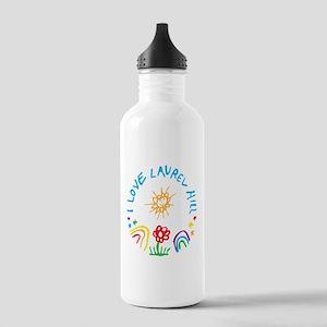 I Love LH Water Bottle