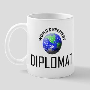 World's Greatest DIPLOMAT Mug
