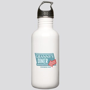 Granny's Diner Stainless Water Bottle 1.0L