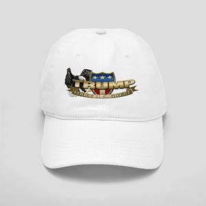 Trump Election Shield Cap