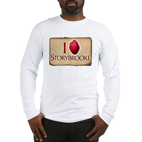 I Heart Storybrooke Long Sleeve T-Shirt