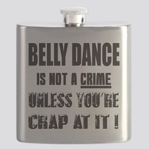 Belly dance is not a crime Flask